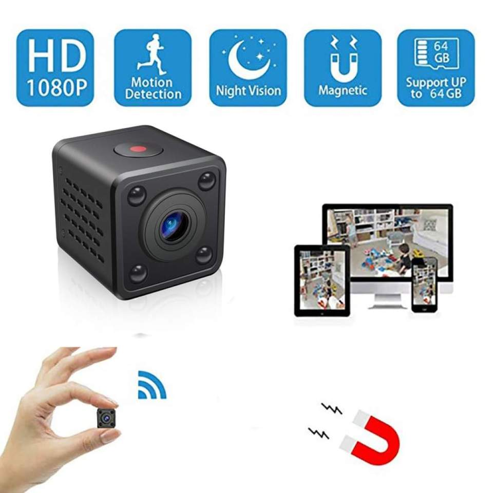 Mini Wifi HD Camera - Secret Lake Store