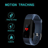 Blood Pressure Smart Watch and Heart Rate Monitor - Secret Lake Store