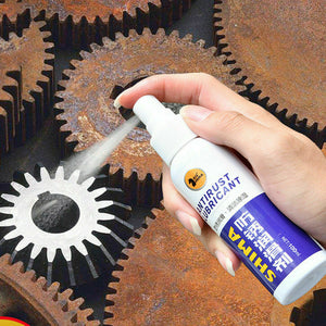 1RUST REMOVER SPRAY - SPRAY ON RUST REMOVER - Secret Lake Store