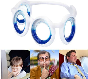 ANTI MOTION SICKNESS GLASSES - LIQUID FILLED GLASSES MOTION SICKNESS - Secret Lake Store