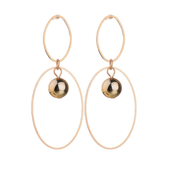 Bianca Orb Earrings