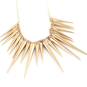 Golden Rays Necklace