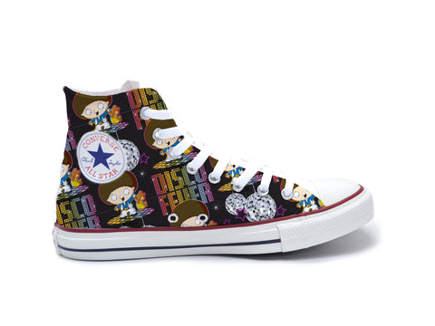 Family Guy Disco Stewie Chucks