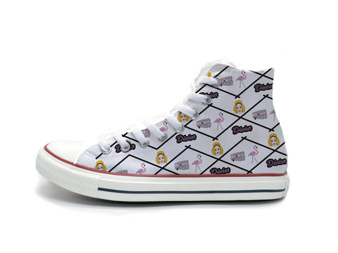 Divine - Pattern Chucks - CLEARANCE
