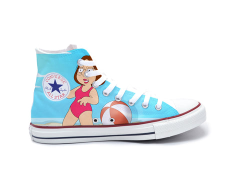 Family Guy Meg Chucks