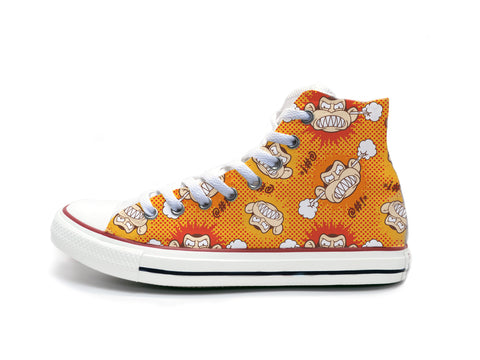 Family Guy Evil Monkey Chucks