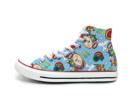 Family Guy Hippie Stewie Chucks
