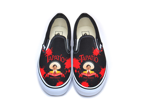 1d2463f8bc9 Tapatio Splatter Slip On Vans – The Ave Los Angeles