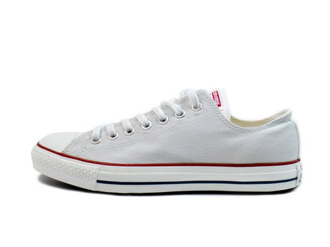 Custom Lowtop Chucks - White