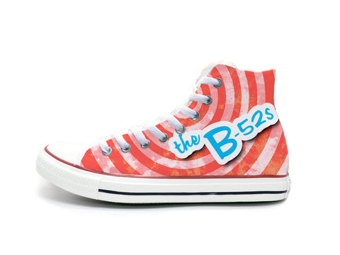 The B-52s - Red Target Chucks