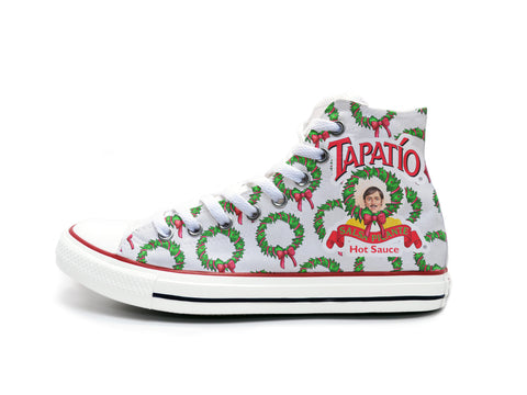 Tapatio Christmas Chucks