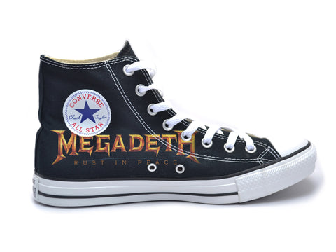 MEGADETH - Rust In Peace Converse All-Stars