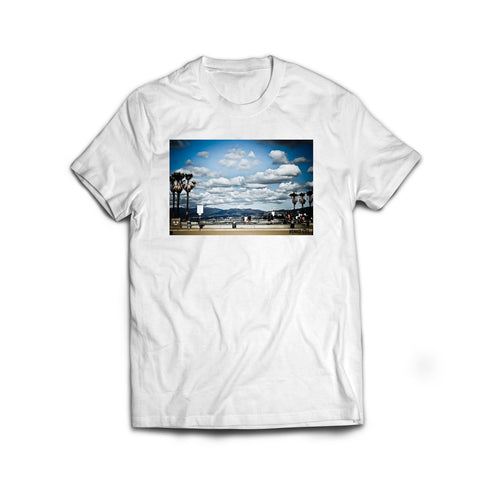 "Venice Life Collection - ""Clouds"" Tee"