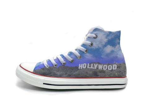 Hollywood Chucks - CLEARANCE
