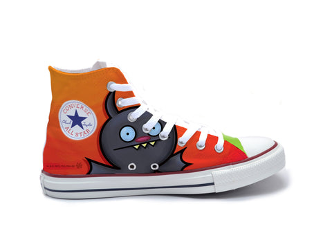 Uglydoll - Ninja Batty Chucks
