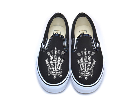 OTEP Skele-Finger Vans