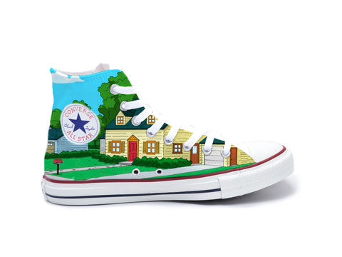 Family Guy Peter Chucks