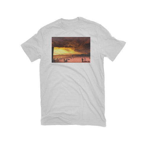 "Venice Life Collection - ""Orange Dreams"" Tee"