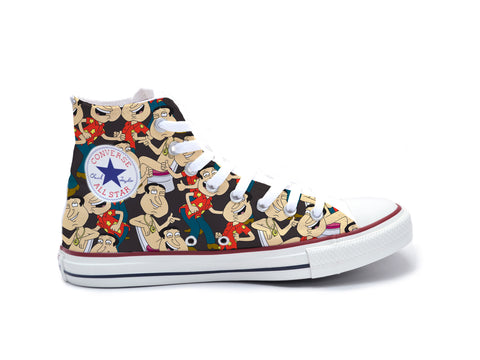 Family Guy Giggity Chucks