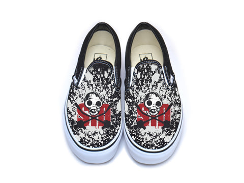 Sid Wilson x The Ave Vans