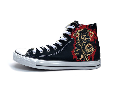 Sons Of Anarchy Fiery Reaper Chucks
