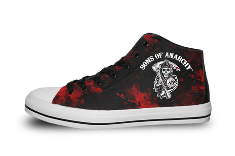 Sons of Anarchy Bloody Reaper NVR5's - CLEARANCE