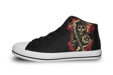 Sons of Anarchy Fiery Reaper NVR5's
