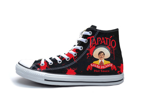 Tapatio Splatter Chucks