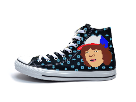 Stranger Things Dustin Chucks