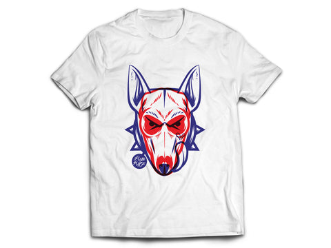 SUBSURF® Head Fuzz Dog T-Shirt