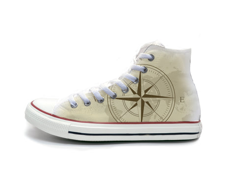 The Navigator (Tan) Chucks