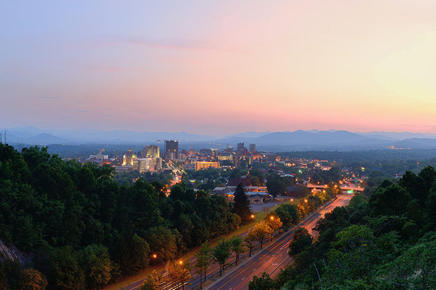 Saturday Evening Post | Easygoing, Artsy Asheville