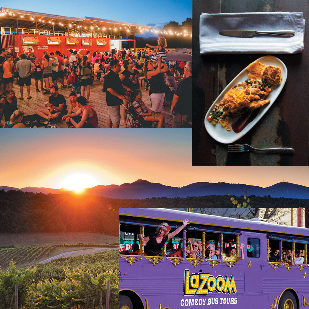 WNC Magazine | Eat it Up: Get Ready for Asheville Grand New Culinary Event - Chow Chow