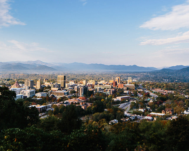 The Scout Guide | City Cheat Sheet: A Travel Guide for Asheville, North Carolina