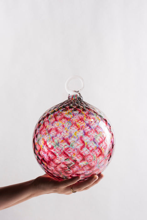 XL Ornament - Pink Mix