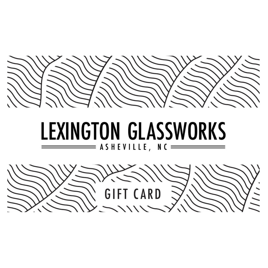 Lexington Glassworks Gift Card