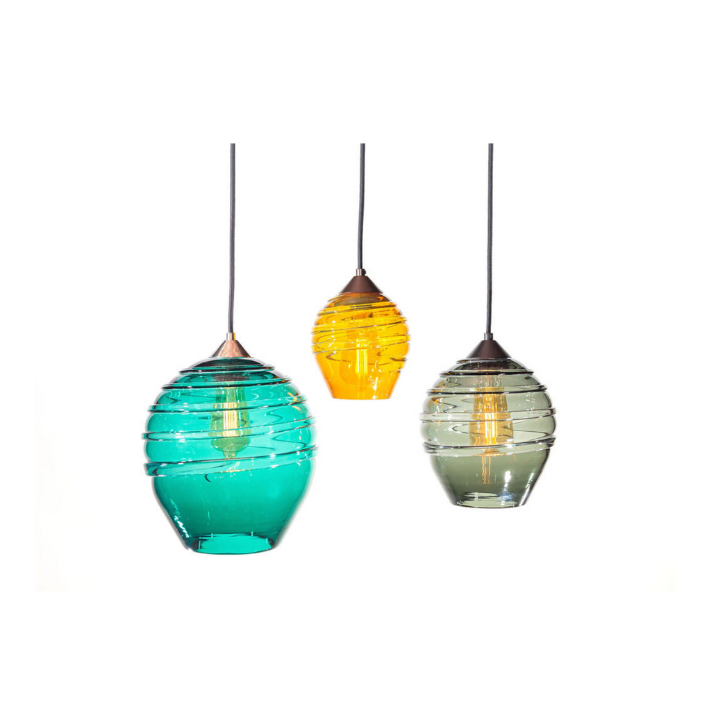 Optic Wrap Pendant | Lighting Collection