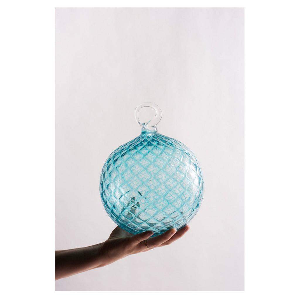 Hand Blown Glass, XL Ornament