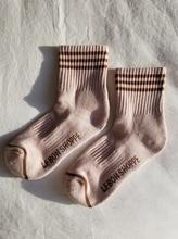 Le Bon Girlfriend  Socks - bellini
