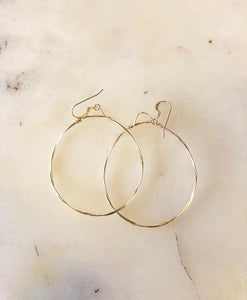 Simple Hoops - Small Round