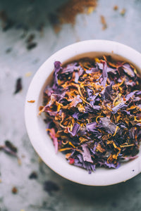 BLUE LOTUS / FLOWER OF INTUITION TEA