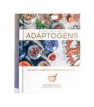 Load image into Gallery viewer, BOOK -  ADAPTOGENS: HERBS FOR LONGEVITY
