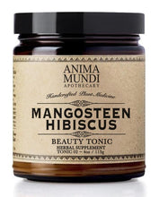 Load image into Gallery viewer, MANGOSTEEN AND HIBISCUS ORGANIC VITAMIN C | BEAUTY