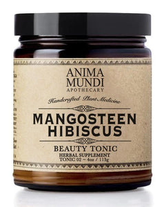 MANGOSTEEN AND HIBISCUS ORGANIC VITAMIN C | BEAUTY