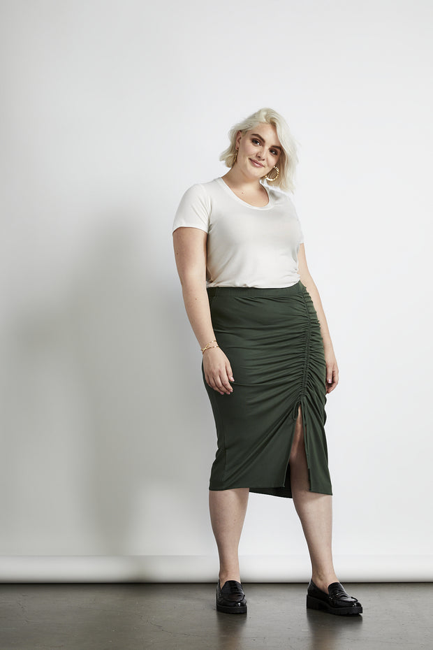 Seville Cinched Skirt