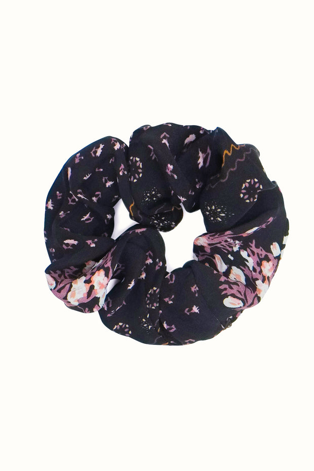 Lenox Silk Mask + Scrunchie Set