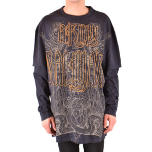 Balmain Long Sleeve T-Shirt Fashion on David Krug Online Store