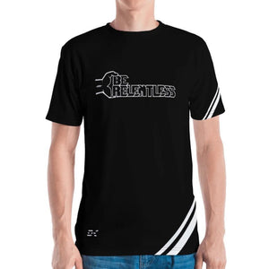 Be Relentless T-shirt on David Krug Online Store