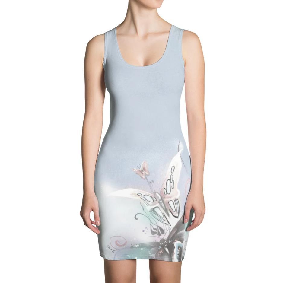 Benny Halldin x DK Butterfly Dress on David Krug Online Store