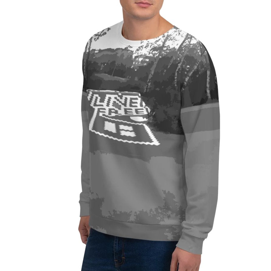 Brotherhood Live Free Sweatshirt on David Krug Online Store